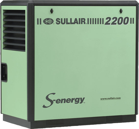 Sullair S-energy 2200 rotary screw air compressor