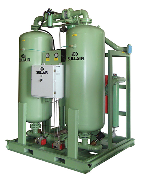 RDHL Desiccant Heatless Series