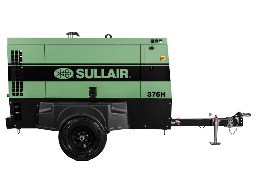 375H Portable Air Compressors